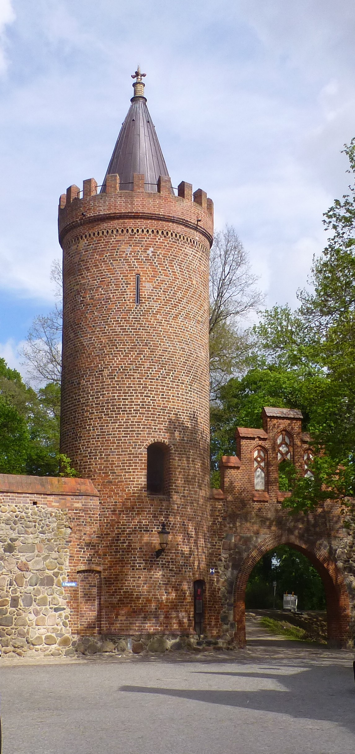 Stadttor Neubrandenburg