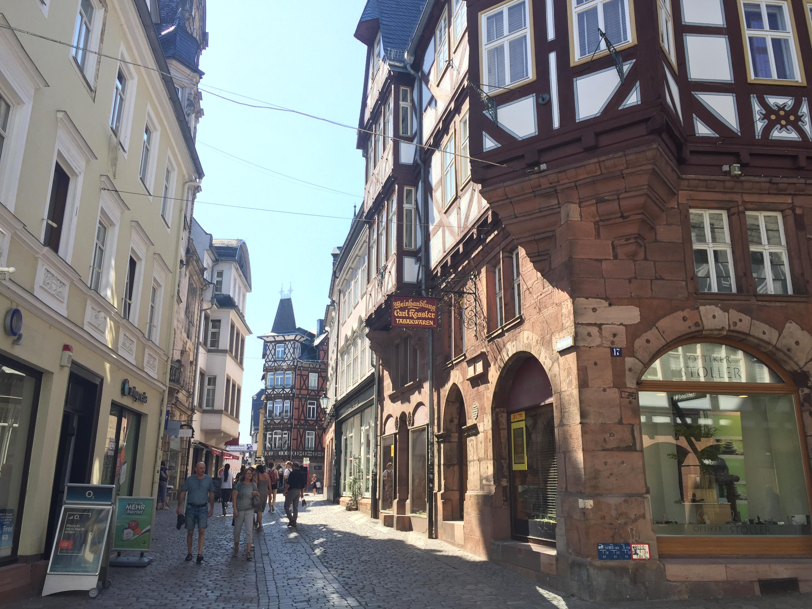 Altstadt Marburg